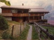 Gimmelwald hostel 1988