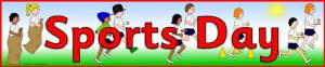 sports day banner