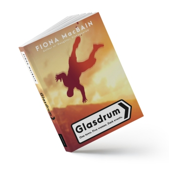 Bespoke book cover art example from coverness.com